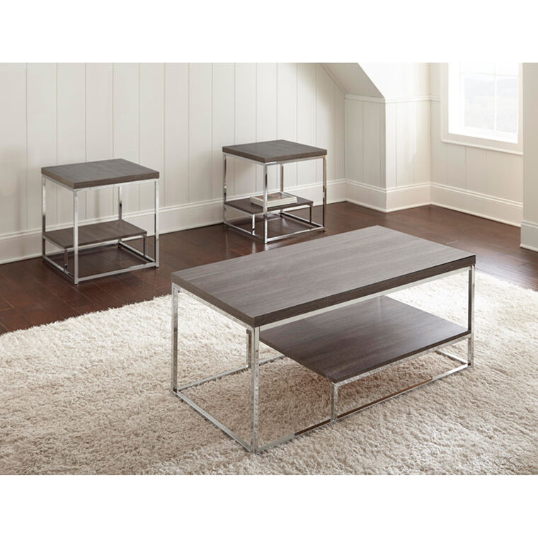 3-Piece Lucia Table Group