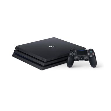 1TB Playstation 4 Pro Gaming System