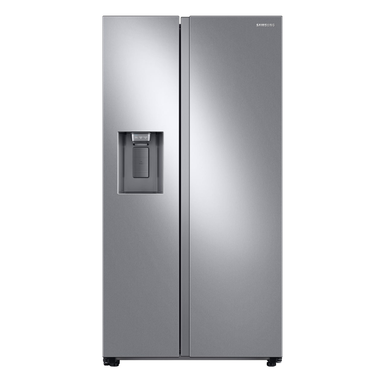 27.4 cu. ft. Side-by-Side Refrigerator - Fingerprint Resistant Stainless