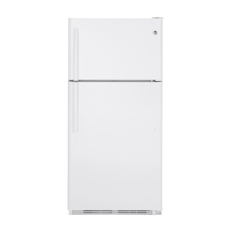 20.8 cu. ft. Top Mount Refrigerator - White