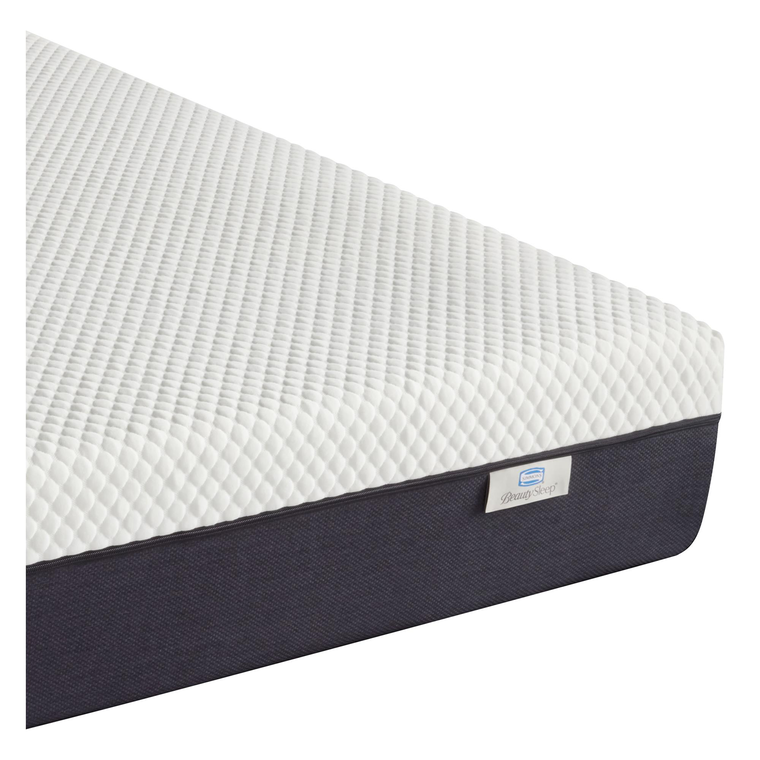 "10"" Tight Top Firm King Gel Memory Foam Boxed Mattress"