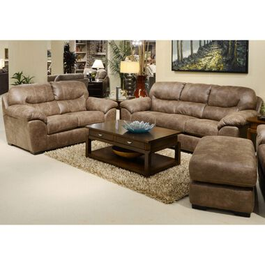 2-Piece Grant Silt Sofa and Loveseat
