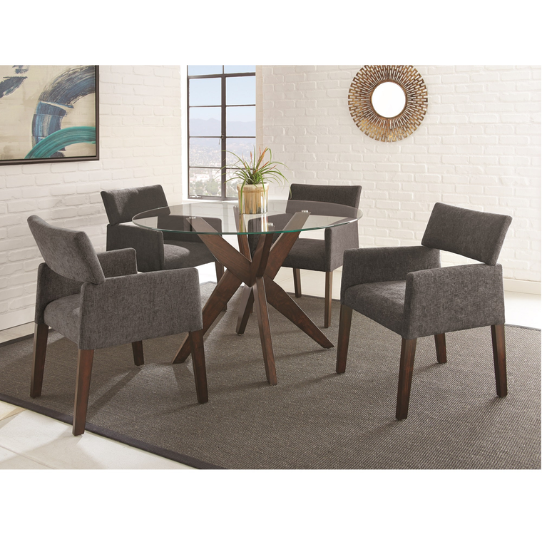 5-Piece Amalie Dining Room Collection