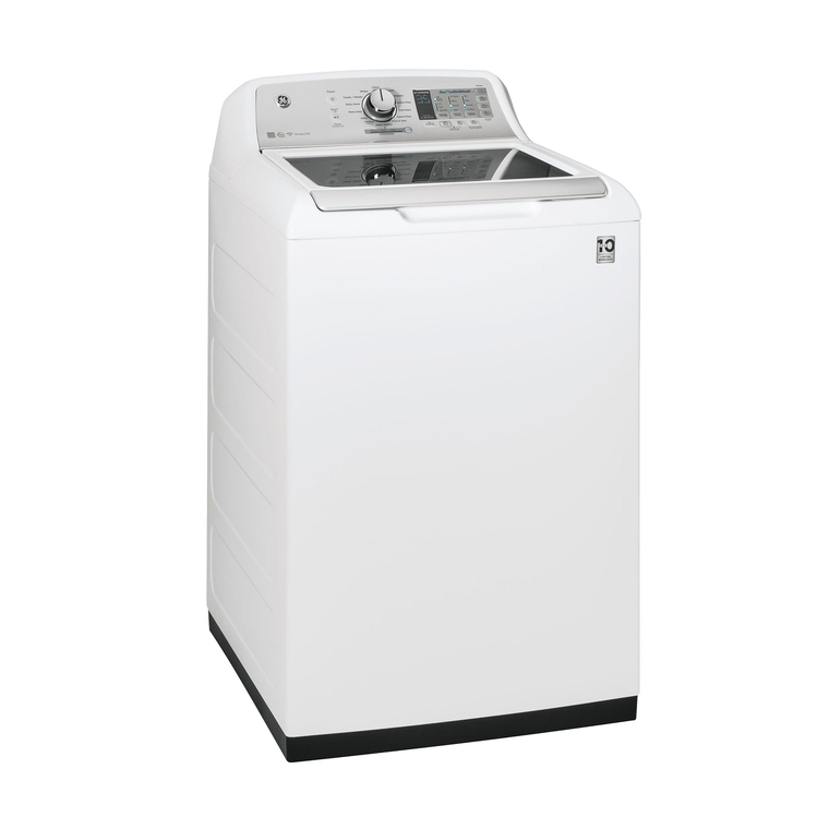 5.0 cu. ft. HE Top Load Washer & 7.4 cu. ft. Gas Steam Dryer
