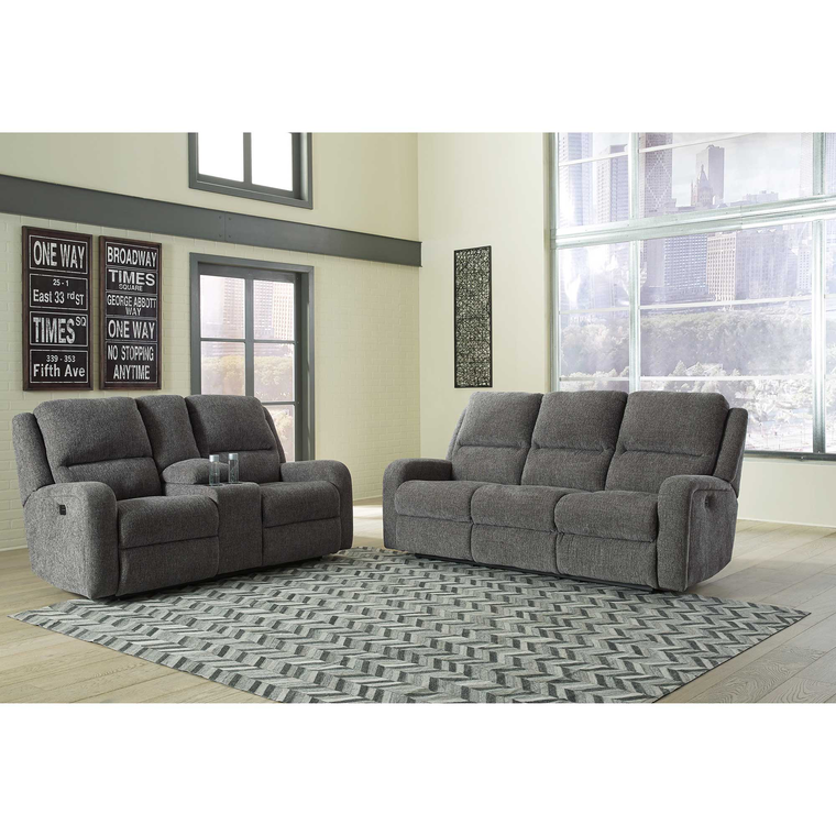 2-Piece Krismen Reclining Living Room Collection