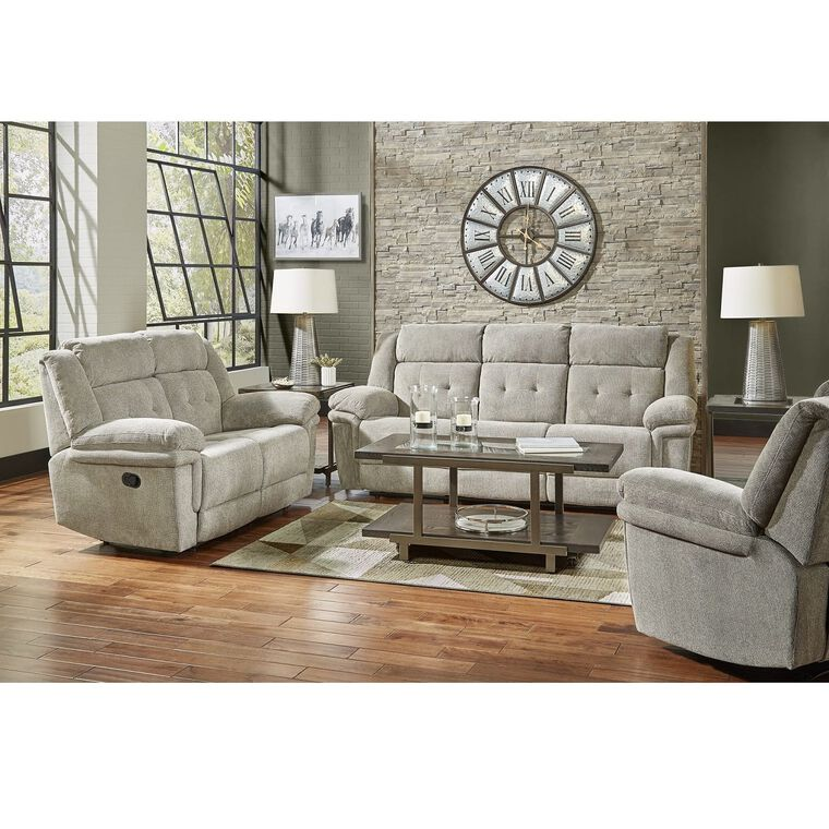 3-Piece Silas Reclining Living Room Collection