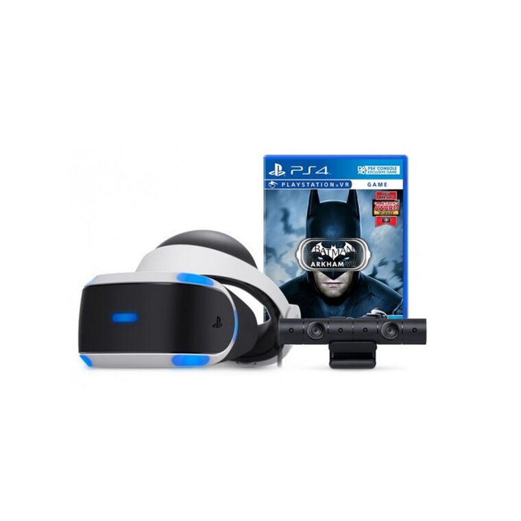 Playstation 4 Virtual Reality Package with Game and Motion Controllers