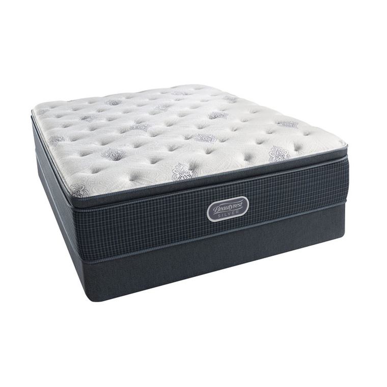 Madison Pillowtop King Mattress & Box springs at Aaron's in Lincoln Park, MI | Tuggl