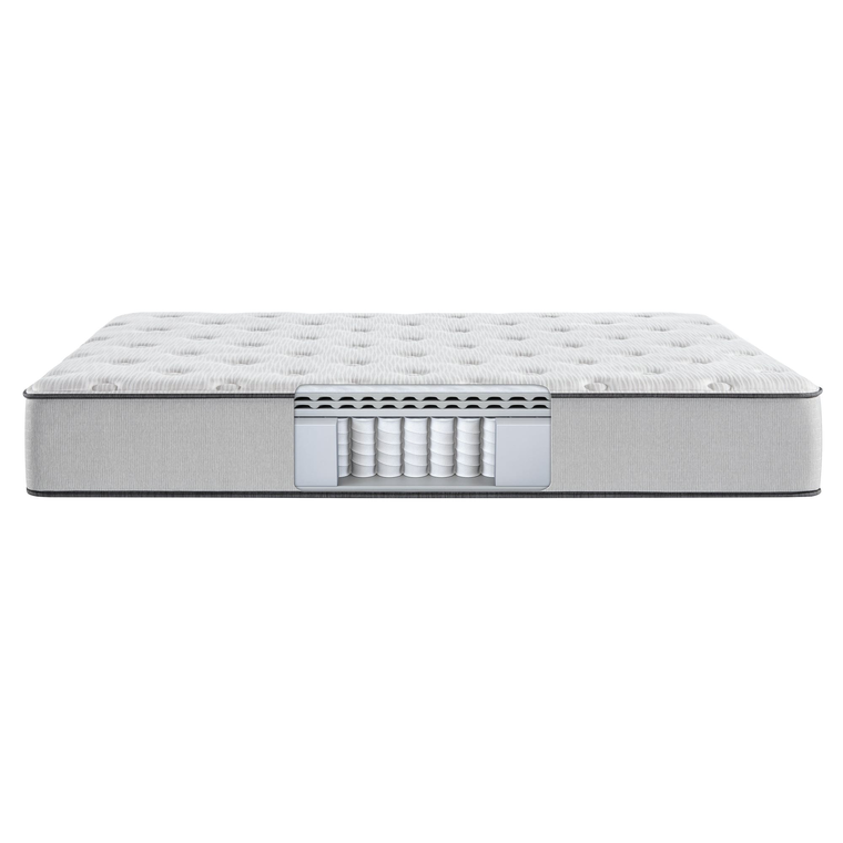 Tight Top Medium Firm Queen Mattress with Adjustable Power Base