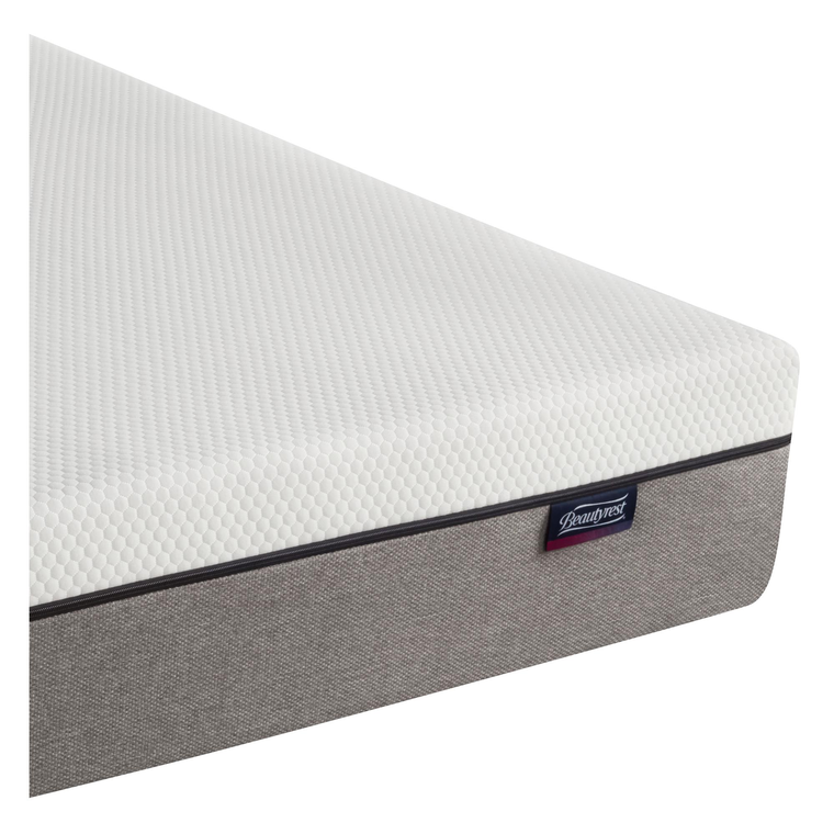 "10"" Tight Top Plush King Gel Memory Foam Boxed Mattress"