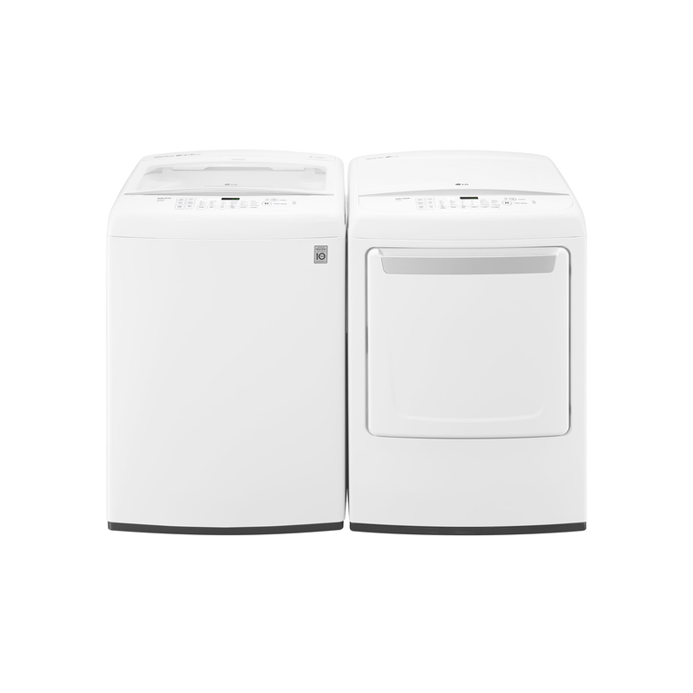 4.5 cu. ft. Top Load Washer & 7.3 cu. ft. Electric Dryer at Aaron's in Lincoln Park, MI | Tuggl