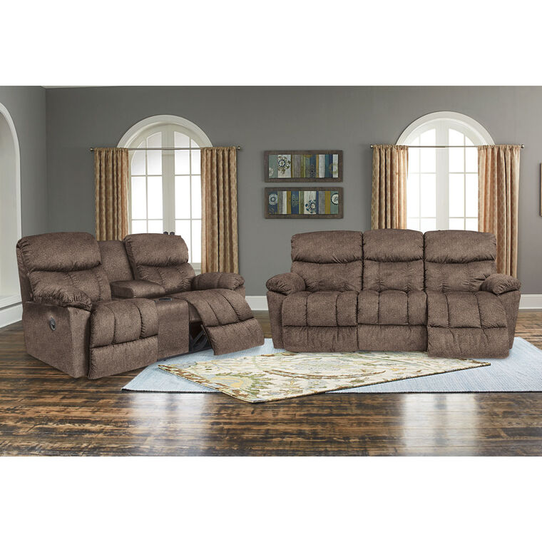 3-Piece Morrison Reclining Sofa, Loveseat and Recliner Set