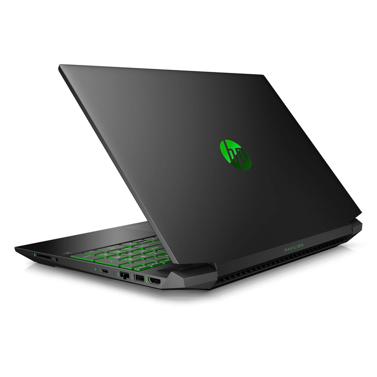 """15"""" Pavilion Gaming Laptop with AMD Ryzen™ 7 CPU and Total Defense Internet Security"""