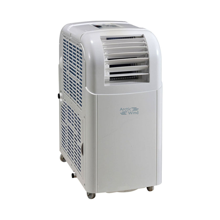10K BTU Portable Air Conditioner at Aaron's in Lincoln Park, MI | Tuggl