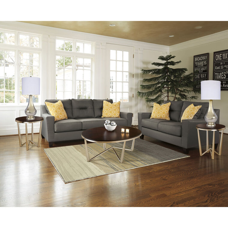 2-Piece London Living Room Collection