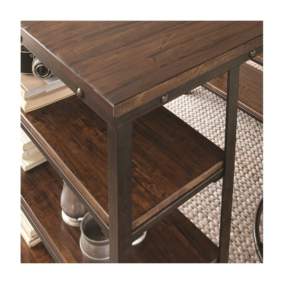 Steve Silver Furniture 2 Piece Winston Counter Height Desk And