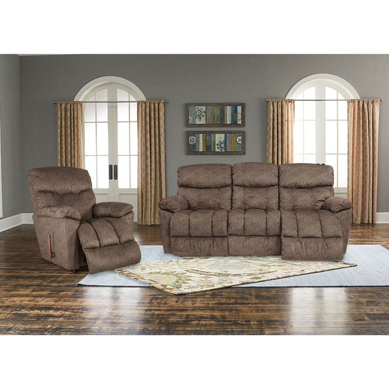 2-Piece Morrison Reclining Sofa and Recliner Set