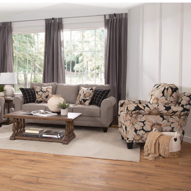 2-Piece Cosmos Sofa and Chair