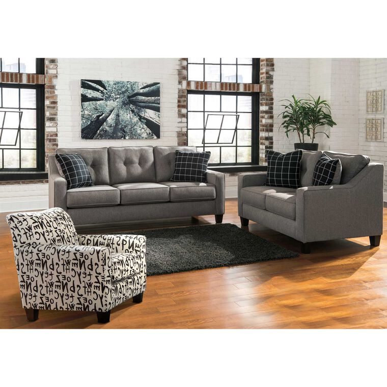 3-Piece Brindon Sleeper Living Room Collection