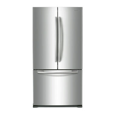 18 cu. ft. Counter Depth French Door Refrigerator - Stainless Steel