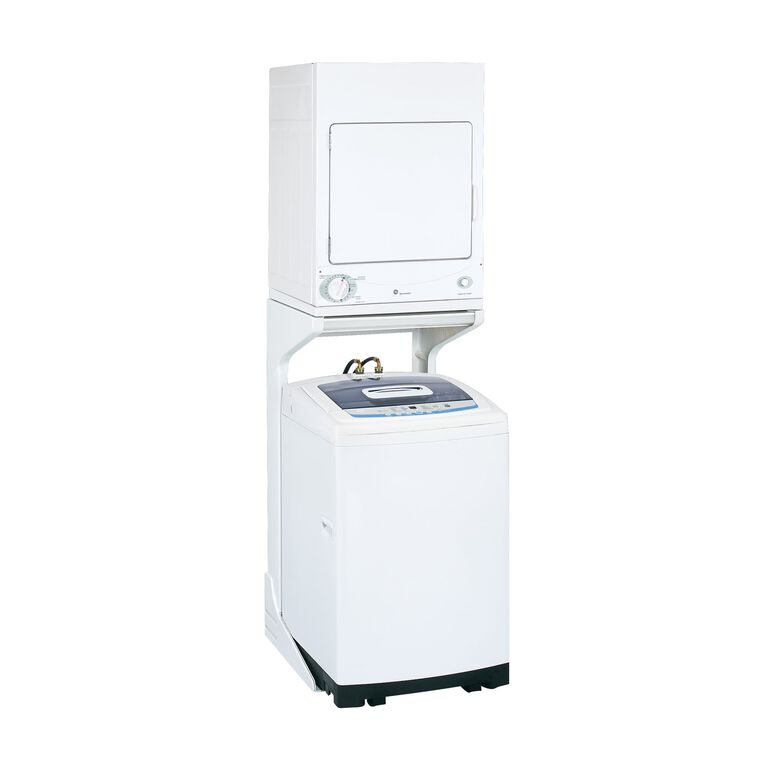 Space Saving 3.0 cu. ft. Top Load Washer & 3.6 cu. ft. 120 Volt Electric Portable Compact Dryer