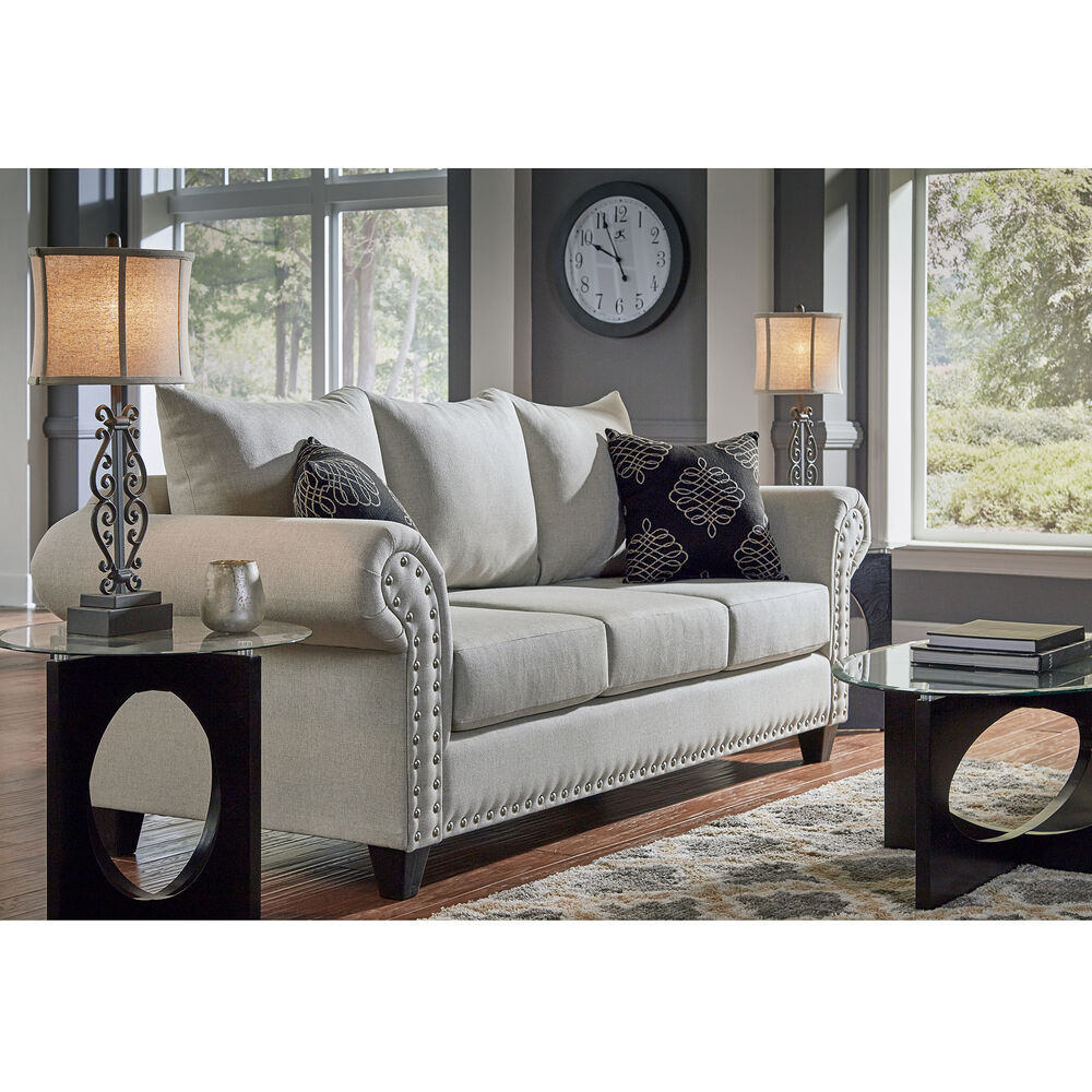 Woodhaven Industries Living Room Sets 8-Piece Beverly Living Room ...