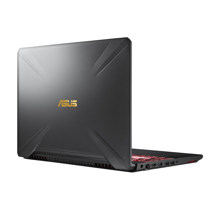 """15.6"""" Core i7 Gaming Laptop with Total Defense Security"""
