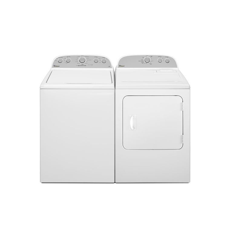4.3 cu. ft. High Efficiency Top Load Washer & 7.0 cu. ft. Gas Dryer | Tuggl