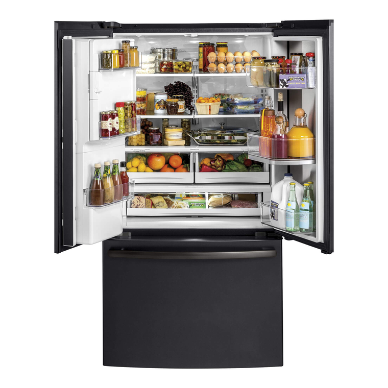 27.8 cu. ft. French Door Refrigerator - Slate
