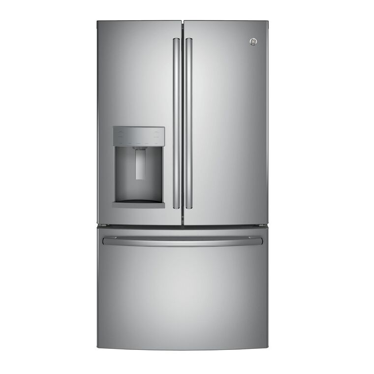27.8 cu. ft. Energy Star French Door Refrigerator - Stainless Steel