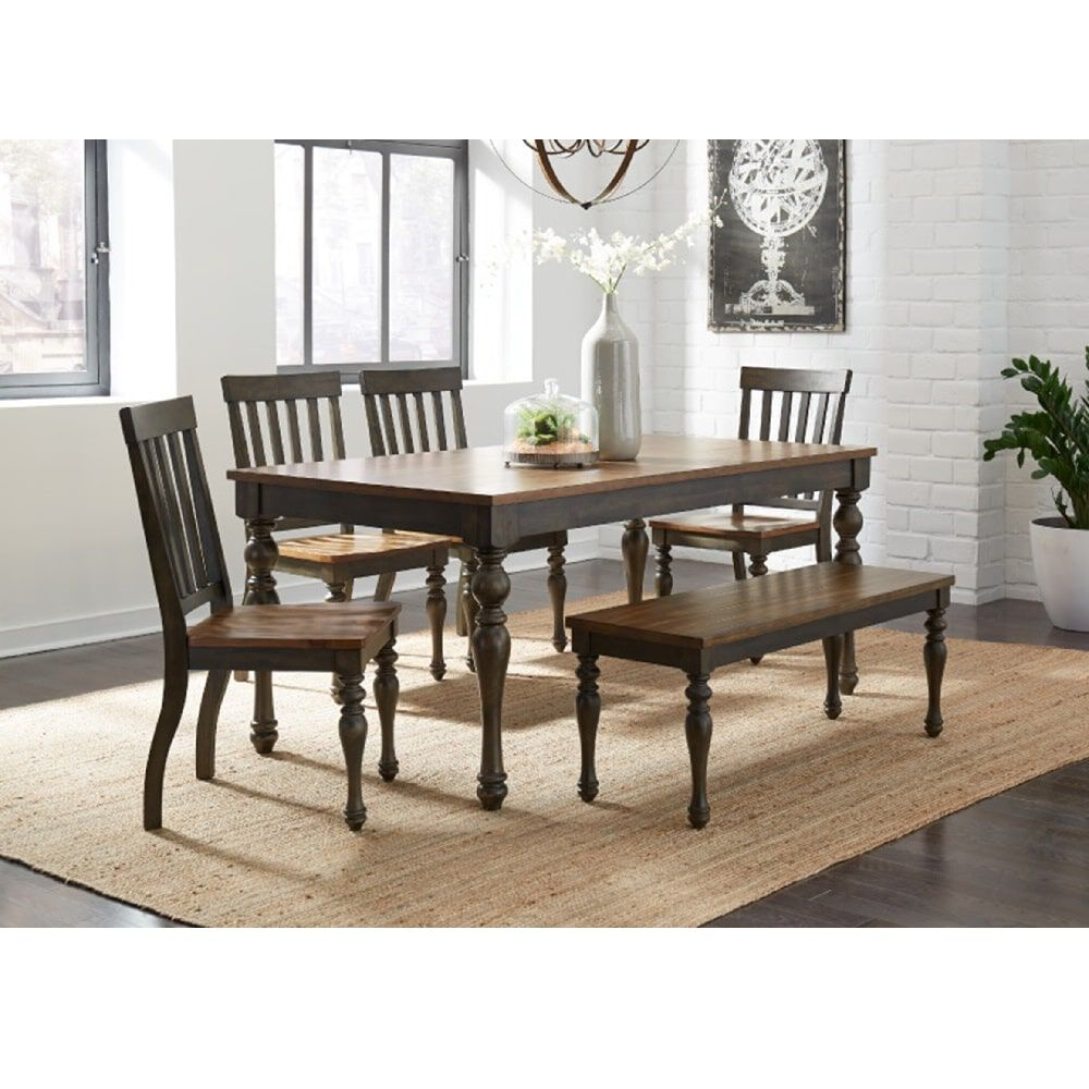 6 Piece Dunmore Dining Room Collection