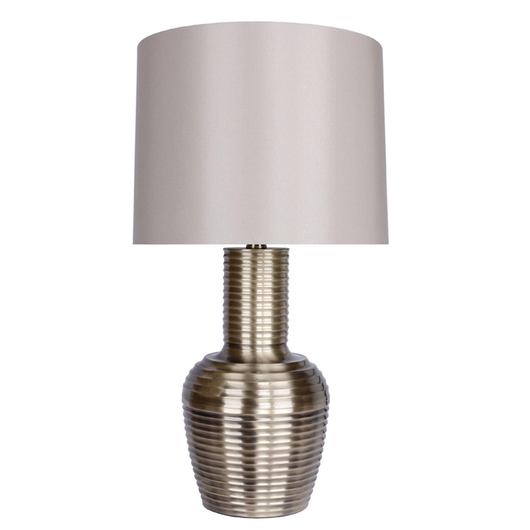 Soft Brass Table Lamp (Set of 2)