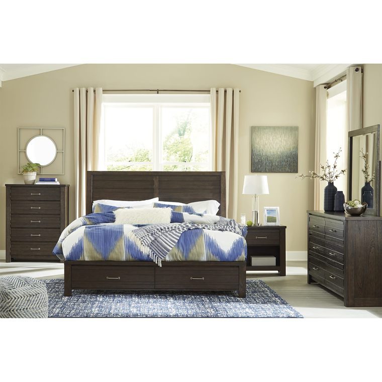7-Piece Darbry Bedroom Collection