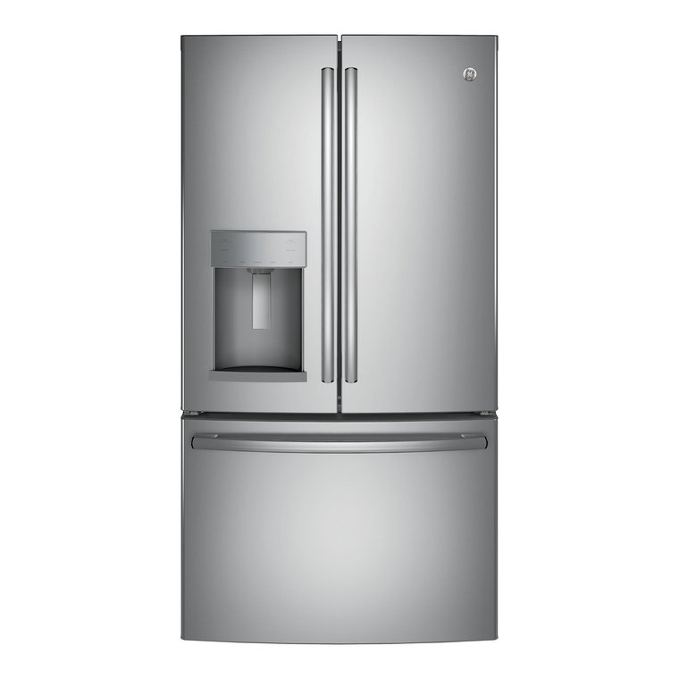 27.8 cu. ft. French Door Refrigerator - Stainless Steel