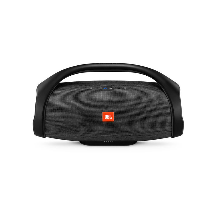 Boombox Portable Bluetooth Speaker (Black)
