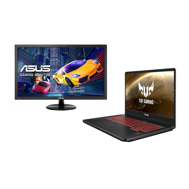 """17.3"""" AMD Ryzen 5 Gaming Laptop with 22"""" Gaming Monitor and Total Defense Internet Security"""