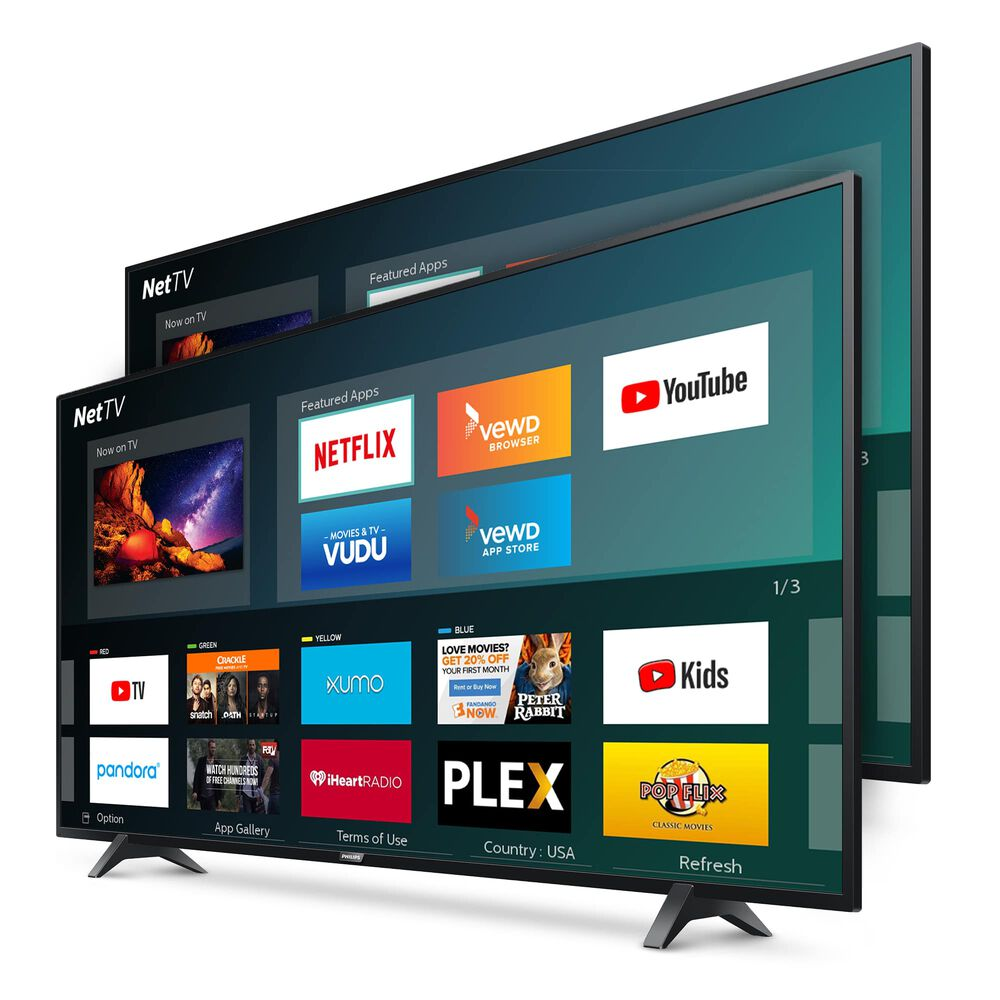 Smart Sales And Lease >> 2 Tv Bundle Two 50 Class Smart 4k Uhd Tvs