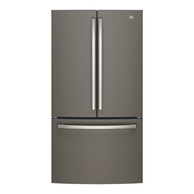 27.0 cu. ft. Energy Star French Door Refrigerator - Slate