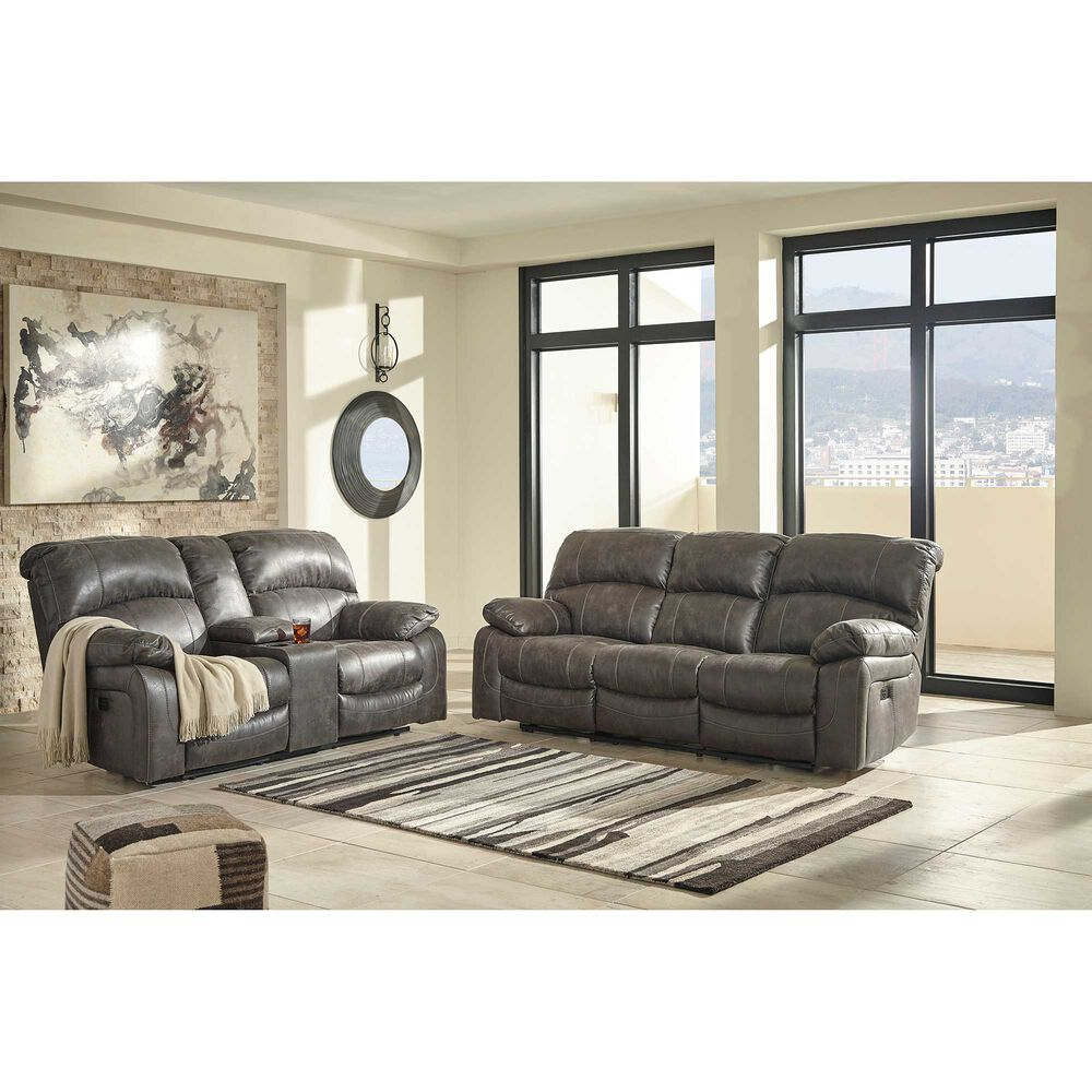 Excellent 2 Piece Dunwell Steel Reclining Living Room Collection Home Interior And Landscaping Eliaenasavecom