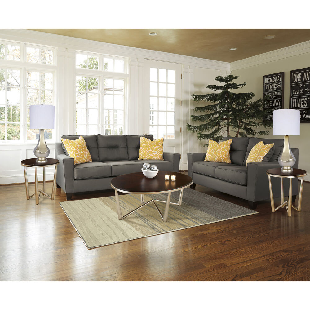 7 Piece London Living Room Collection