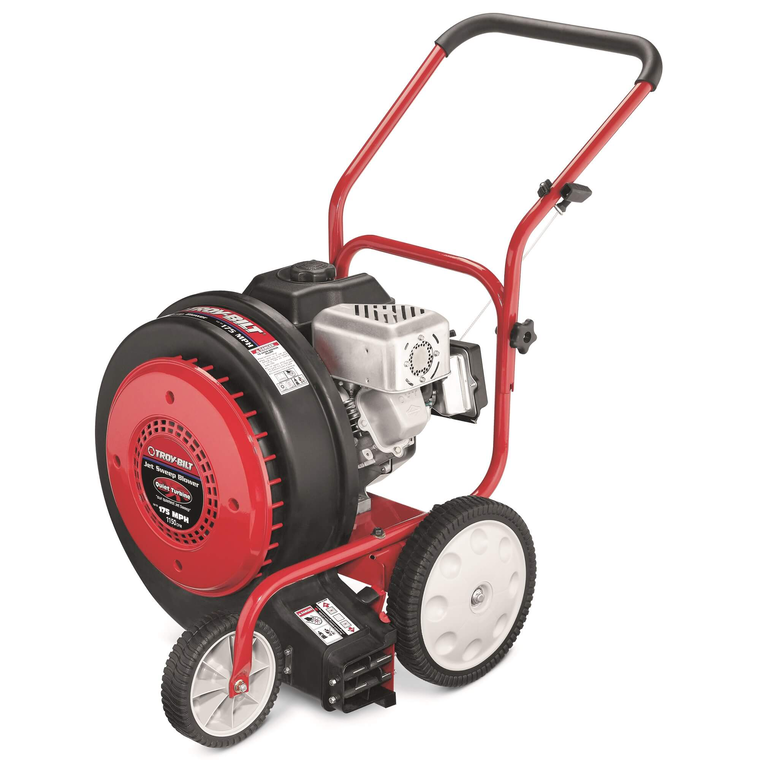 leaf blower rent to own