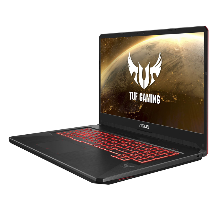 "17.3"" AMD Ryzen 5 Gaming Laptop with 22"" Gaming Monitor and Total Defense Internet Security"