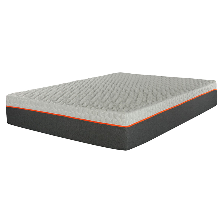 "12"" Queen Foam Boxed Mattress"