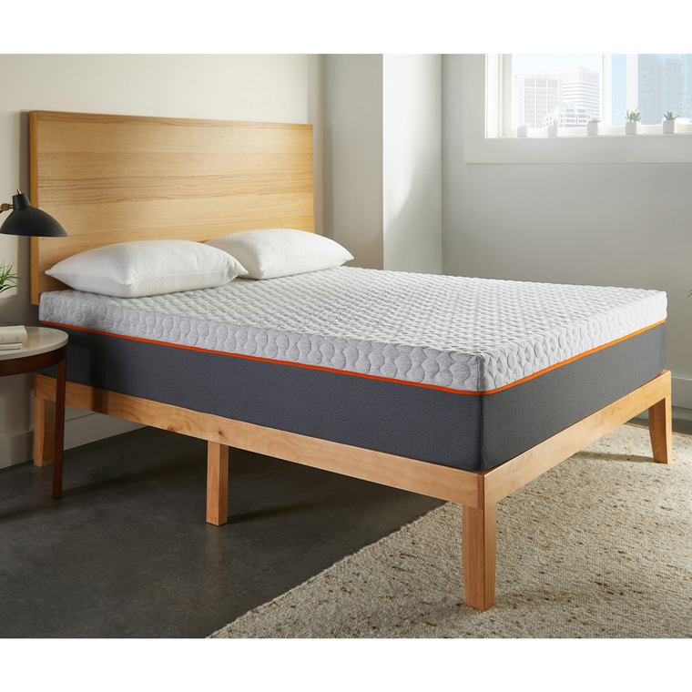 "12"" California King Foam Boxed Mattress"