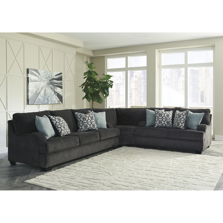 3-Piece Charenton Living Room Collection