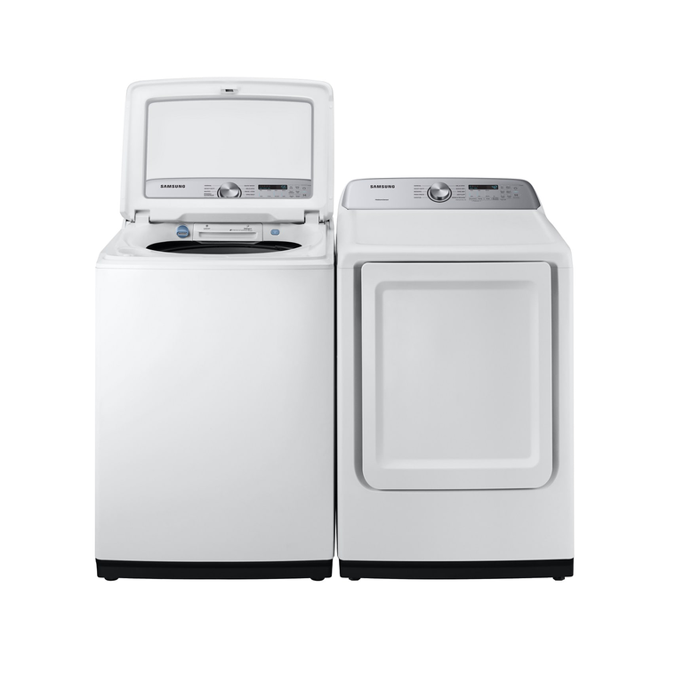 5.0 cu. ft. Energy Star Top Load Washer &  7.4 cu. ft. Electric Dryer