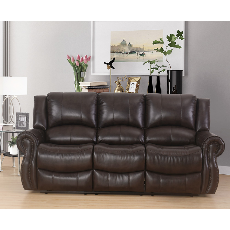 Rent To Own Abbyson Living Bradford Reclining Sofa At Aaron S Today