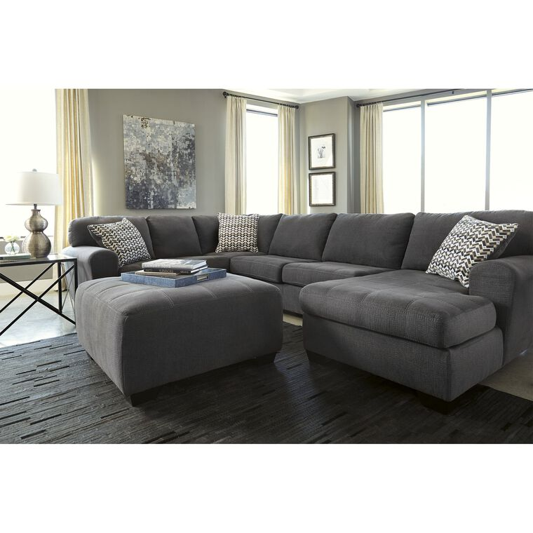 4-Piece Sorenton Sectional Living Room Collection