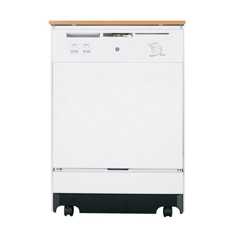 Portable Dishwasher - White