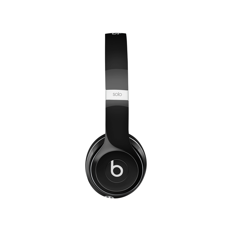 Solo2 Wired OnEar Headphones Luxe Edition - Black